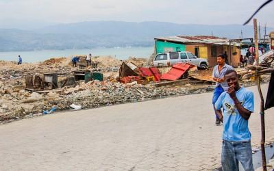 Port-au-Prince, Haiti, 2012.