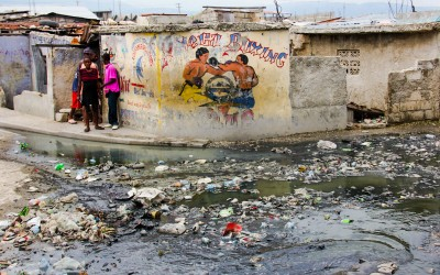 Bel Air, Port-au-Prince, Haiti, 2012.
