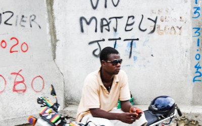 President of Haiti between 2011 and 2016, for many Haitians michel martely was a good president and a synonym of hope and strength for the country, which is always immersed in corruption, violence and in a politically troubled situation. Port-au-Prince, Haiti, 2012.