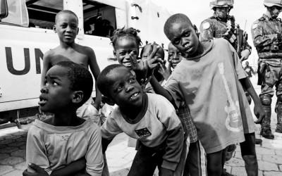 Cité Soleil, Port-Au-Prince, Haiti, 2012.