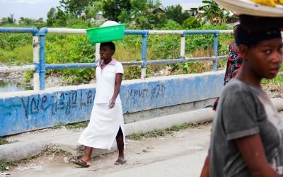 Traders, Port-Au-Prince, Haiti, 2012.