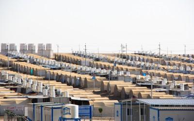 Cover II Refugee Camp, Iraq (Iraqi Kurdistan).