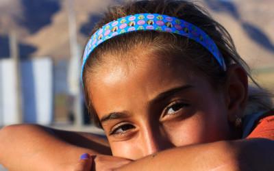 Sharia Refugee Camp, Iraq Kurdistan, Middle East.