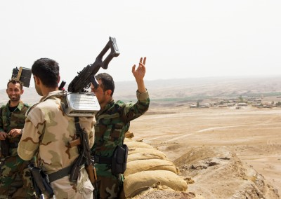 Peshmergas: Fighting for Peace and a Nation